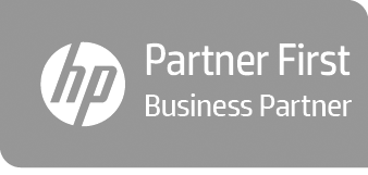 HP Partner First -gris